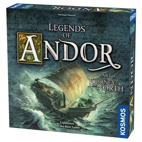 Legends of Andor: Journey to the North Board Game - image 1 of 4