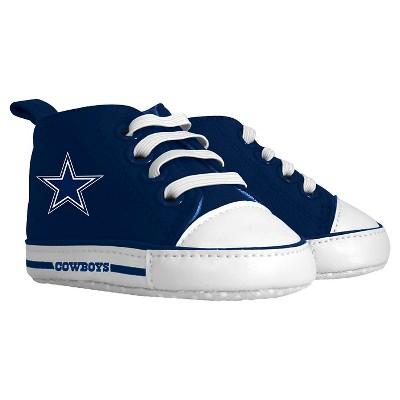 Dallas Cowboys Baby Fanatic Pre-Walkers High Top