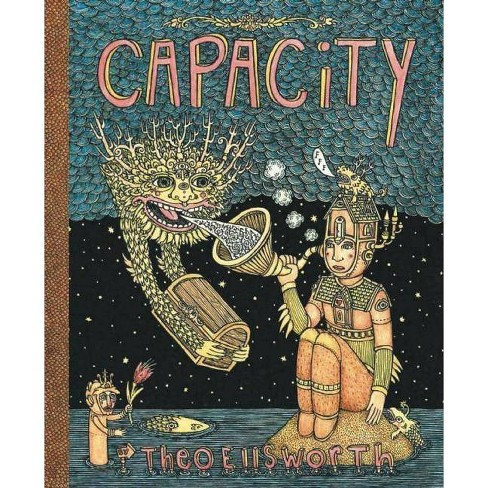 Capacity - by  Theo Ellsworth (Paperback) - image 1 of 1