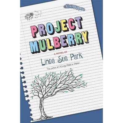 Project Mulberry - by  Linda Sue Park (Paperback)