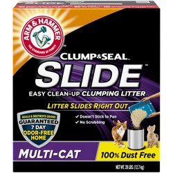 Arm & Hammer - Easy Clean-Up - Clumping Multi - Cat Litter