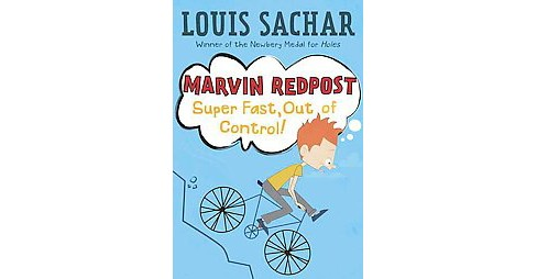 Super Fast, Out of Control (Library) (Louis Sachar) - image 1 of 1