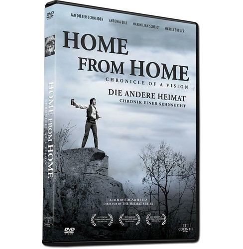 Home from home:Chronicle of a vision (DVD) - image 1 of 1