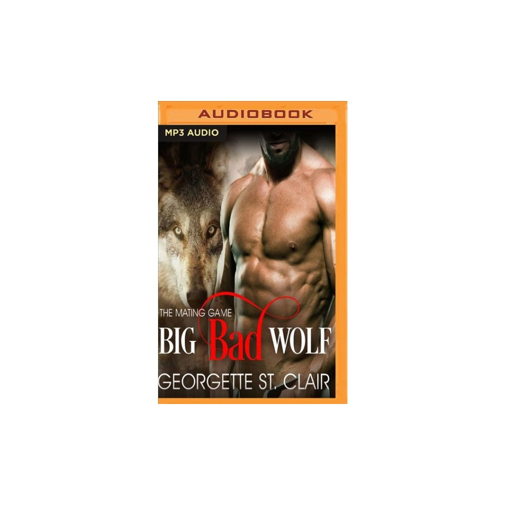 Big Bad Wolf (MP3-CD) (Georgette St. Clair)