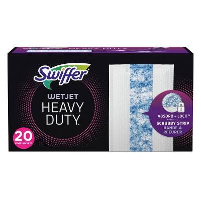Swiffer WetJet Heavy Duty Mopping Pads Refill - 20ct