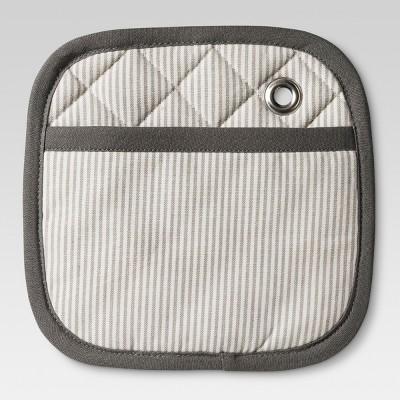 Gray Kitchen Textiles Pot Holder - Threshold™