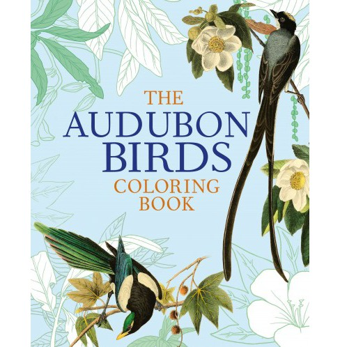 Audubon Birds Coloring Book (Paperback) (Arcturus Holdings Limited) - image 1 of 1