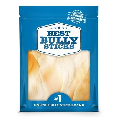 Best Bully Beef Jumbo Cow Ears Dog Treats - 10pk