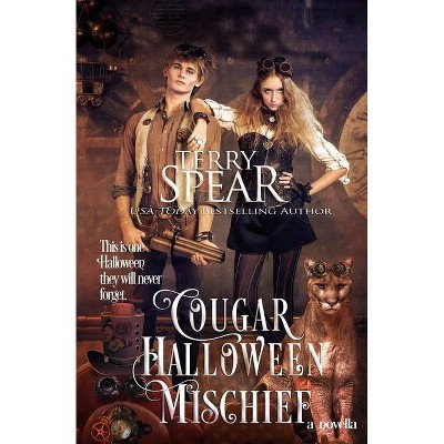Cougar Halloween Mischief - by  Terry Spear (Paperback)