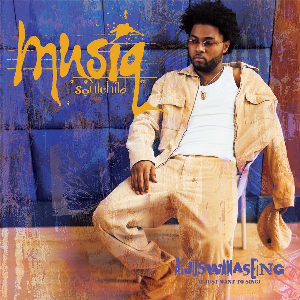 Musiq Soulchild - Aijuswanaseing (Vinyl)