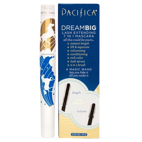 Pacifica Dream Big Mascara Black .25oz - image 1 of 2