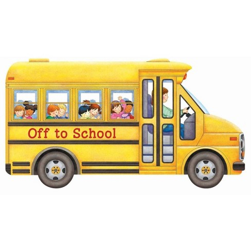 Off to School - (Board_book) - image 1 of 1