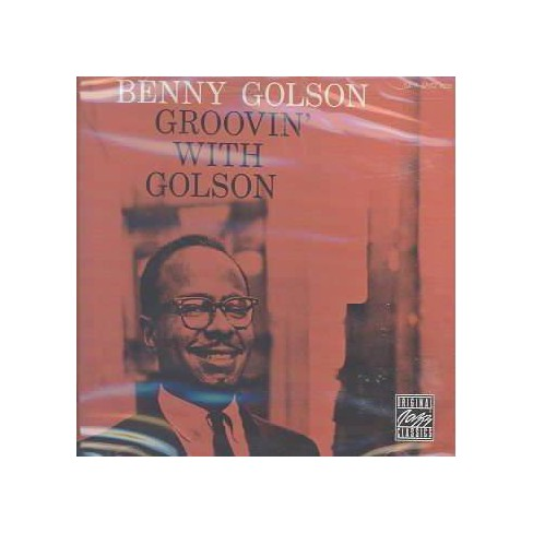 Benny Golson - Groovin With Golson (CD) - image 1 of 1