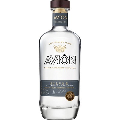 Avion Silver Tequila - 750ml Bottle