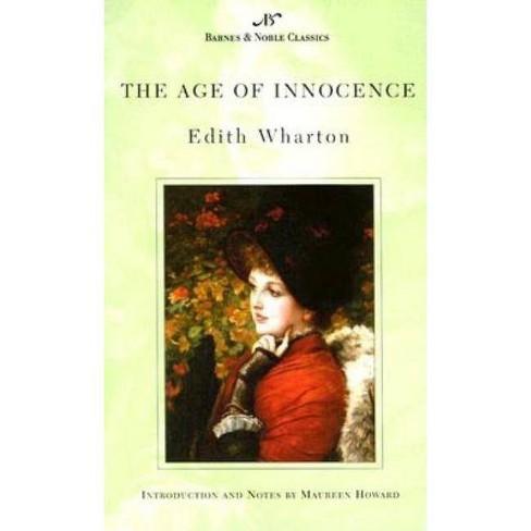 The Age of Innocence (Barnes & Noble Classics Series) - (Barnes & Nobles Classics) by  Edith Wharton - image 1 of 1