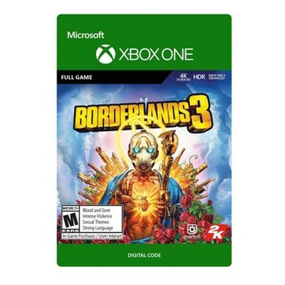 Borderlands 3 - Xbox One (Digital)