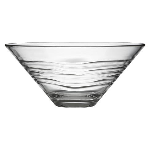 Kathy Ireland Home by Gorham® Kahala Glass Serving Bowl 32oz - image 1 of 1