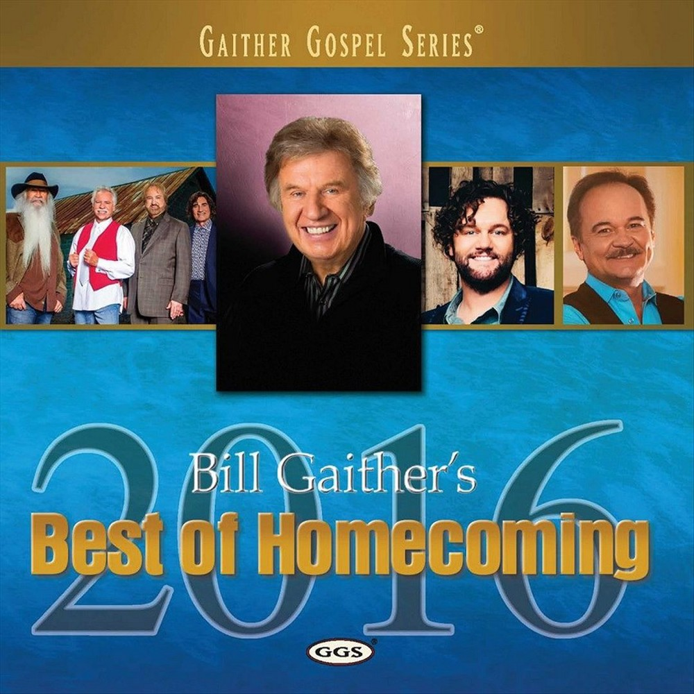 Various - Bill Gaither's Best/Homecoming 2016 (CD)