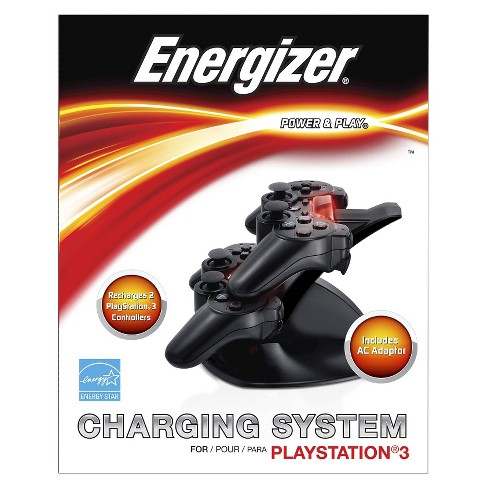 PS3 Energizer Power and Play Charging System - image 1 of 1