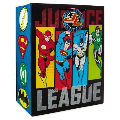 Hallmark Justice League Medium Gift Bag