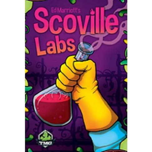 Scoville - Labs Expansion Board Game - image 1 of 1