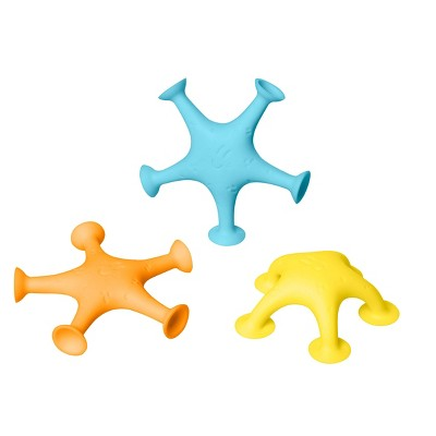 Ubbi Starfish Suction Cup Bath Toy