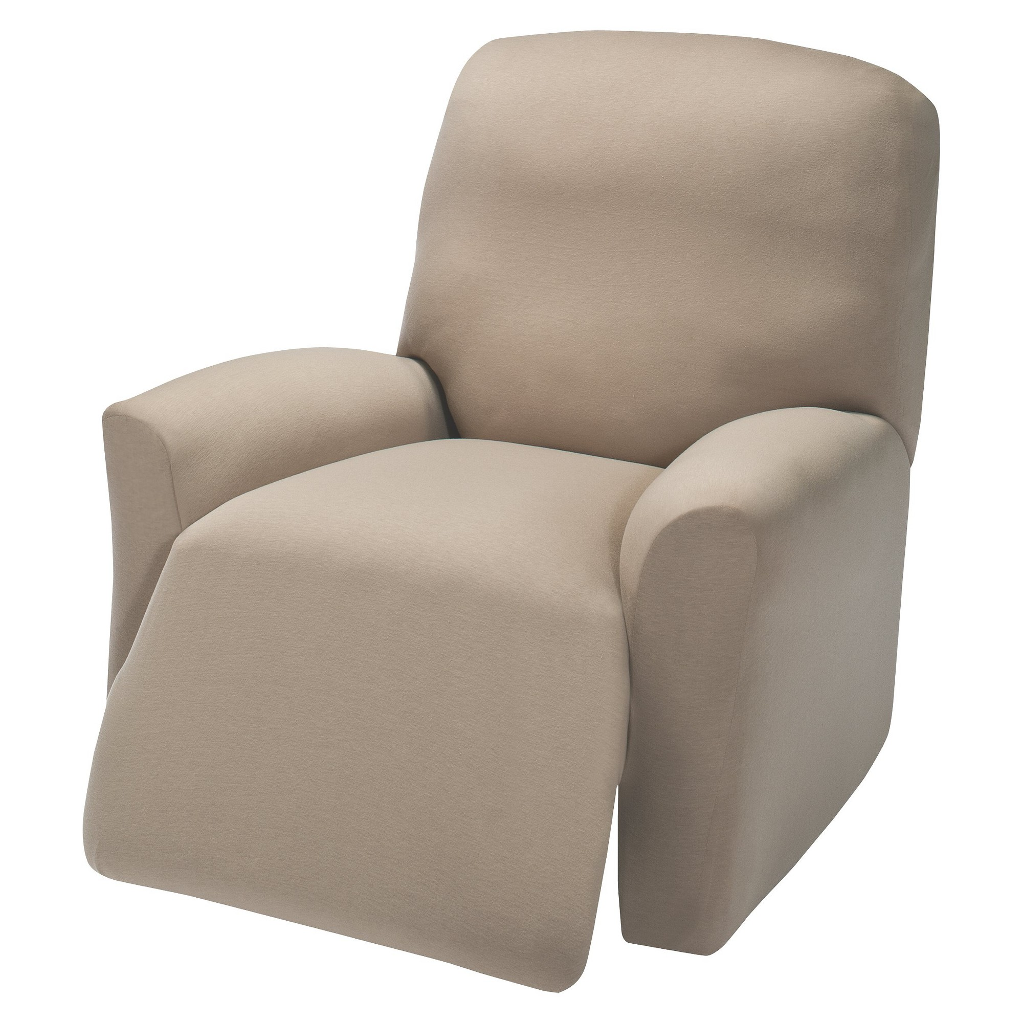 Linen Jersey Large Recliner Slipcover - Madison Industries