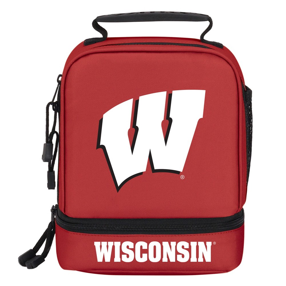 NCAA Wisconsin Badgers Spark Lunch Kit, Multi-Colored