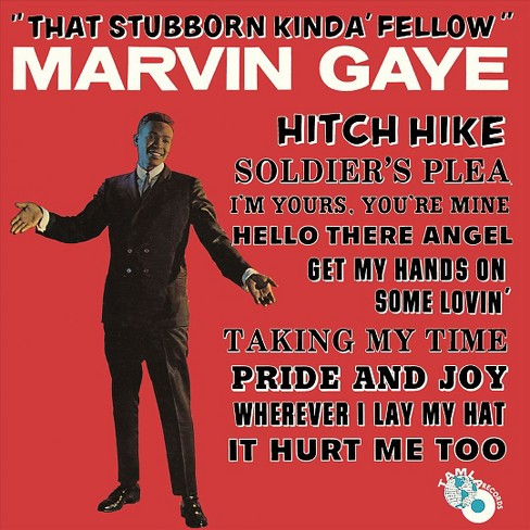Marvin gaye - That stubborn kinda fellow (Vinyl) - image 1 of 1