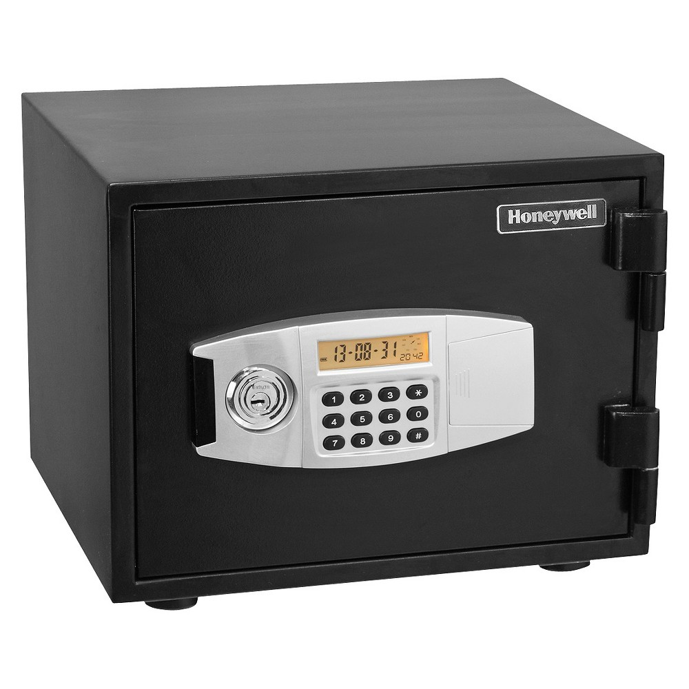 Honeywell Steel Fire Proof Security Safe - Black (2111)