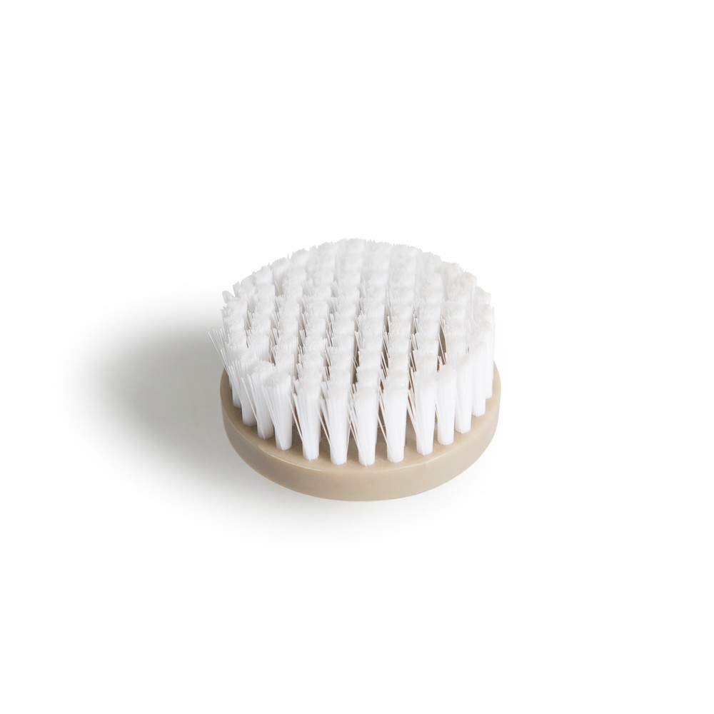 Vanity Planet Replacement Exfoliating Brush for Perfect Skin Powered Facial System, White
