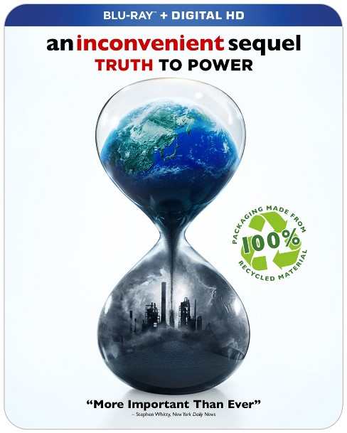 Inconvenient Sequel: Truth to Power (Blu-ray + Digital) - image 1 of 1