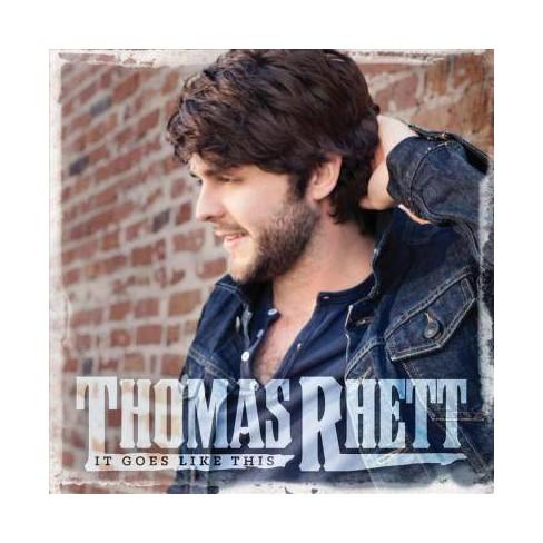 Thomas Rhett - It Goes Like This (Vinyl) - image 1 of 1