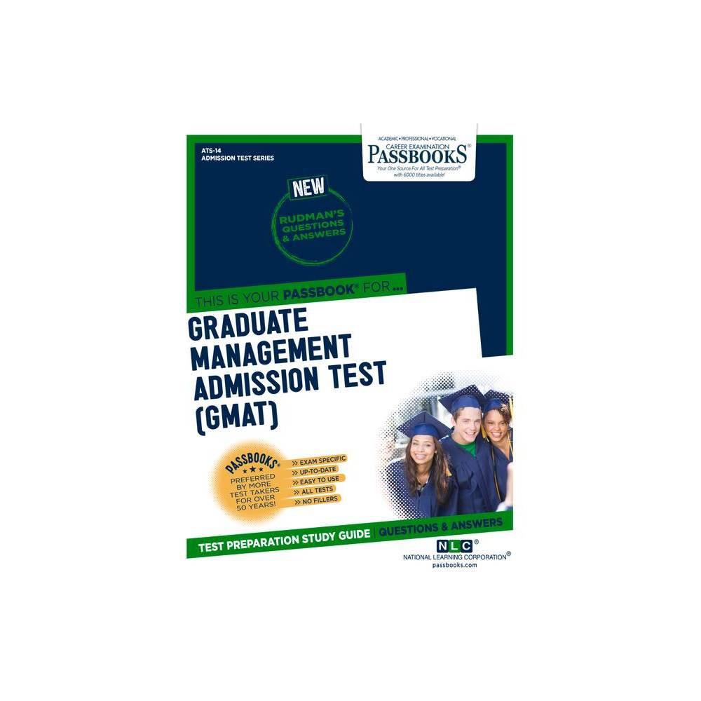Graduate Management Admission Test Gmat Volume 14 Paperback