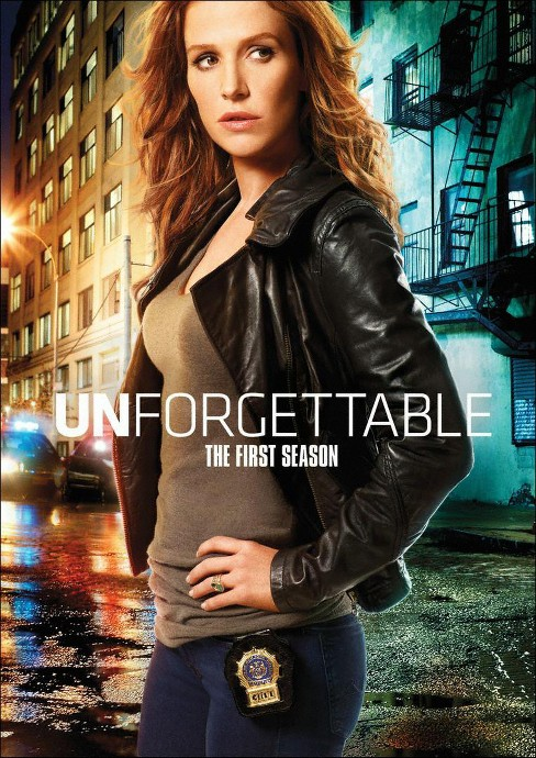 Unforgettable: The First Season [6 Discs] - image 1 of 1