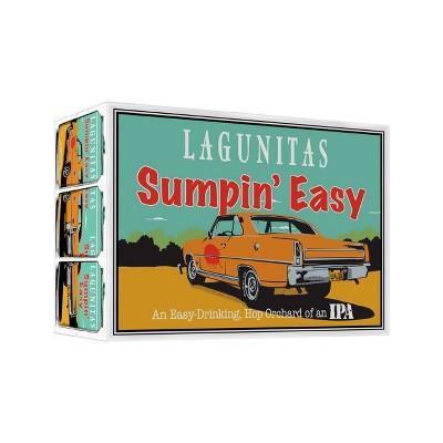 Lagunitas Sumpin' Easy Ale Beer - 12pk/12 fl oz Cans