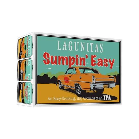 Lagunitas Sumpin' Easy Ale Beer - 12pk/12 fl oz Cans - image 1 of 3