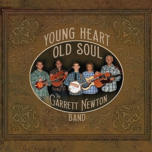 Garrett Newton - Young Heart Old Soul (CD) - image 1 of 1
