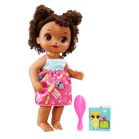 Baby Alive Ready For School Baby - African American - image 1 of 15