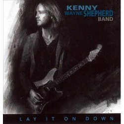 Shepherd, Kenny Wayne Band - Lay It On Down (CD)