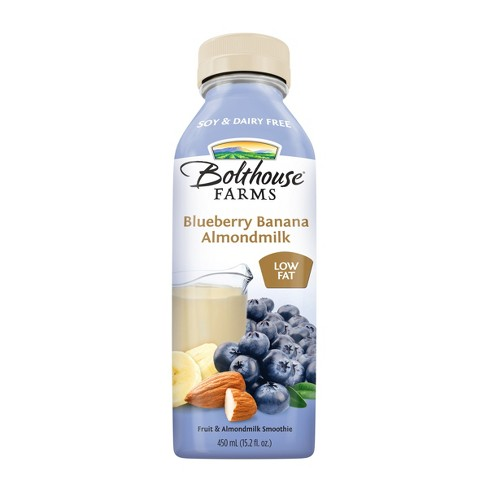 Blueberry Banana Almond Milk 15.2 Oz - image 1 of 5