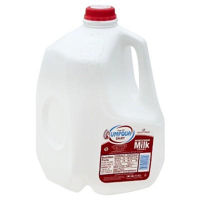 Umpqua Dairy Homogenized Milk - 1gal
