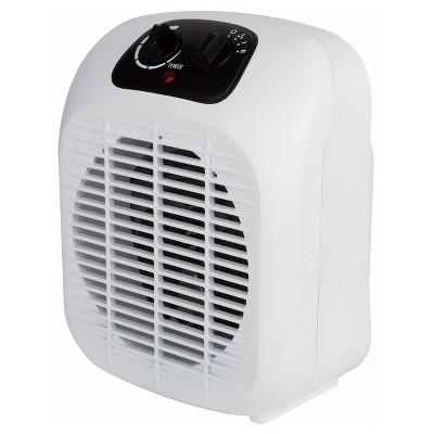 Konwin Small-Room Fan Indoor Heater White 1500W FH-173