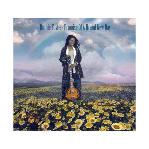 Ruthie Foster - Promise Of A Brand New Day (CD) - image 1 of 1