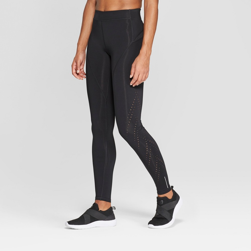 cddcfd6a751bbe Womens Activewear Mid Rise Leggings C9 Champion Black XS