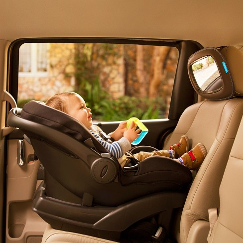 Brica Baby In-Sight Soft-Touch™ Auto Mirror for in Car Safety - Gray ...