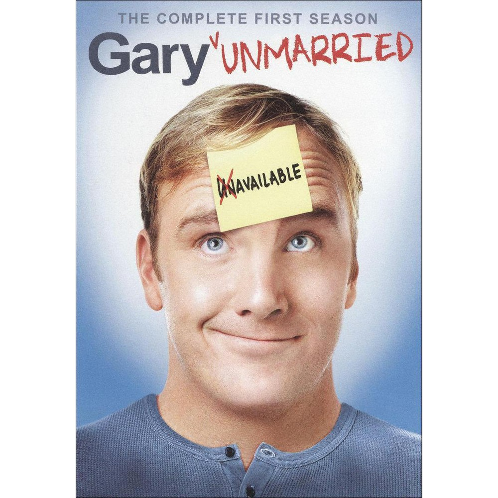 Gary Unmarried: The Complete First Season (3 Discs) (dvd_video)