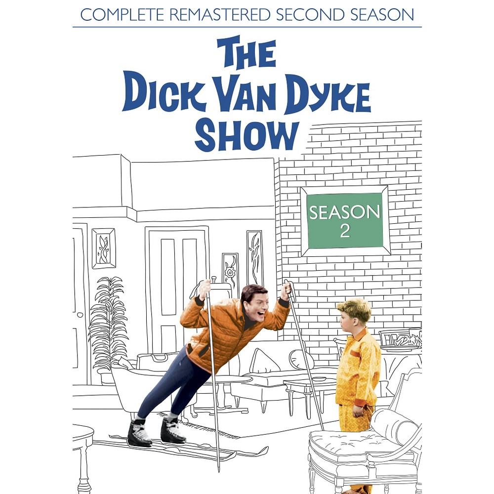 Dick Van Dyke Show:Complete 2nd Ssn (Dvd)