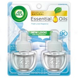 Air Wick Scented Oil Refills Snuggle - Multipack