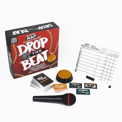 Professor Puzzle Drop the Beat The Original Rap Party Game